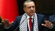 اردوغان: به فرانسه سفر نکنید