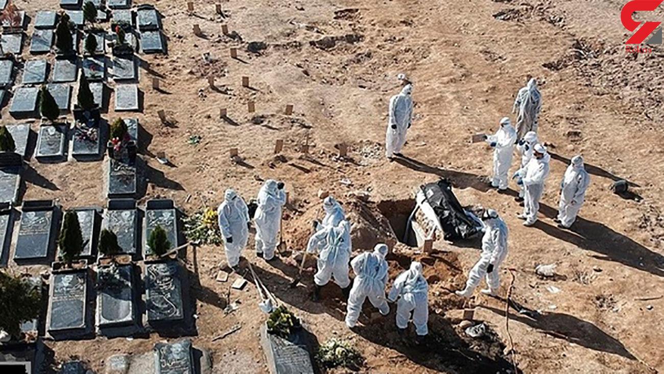 تکذیب انتقال اجساد  کرونایی های بندرعباس با وانت