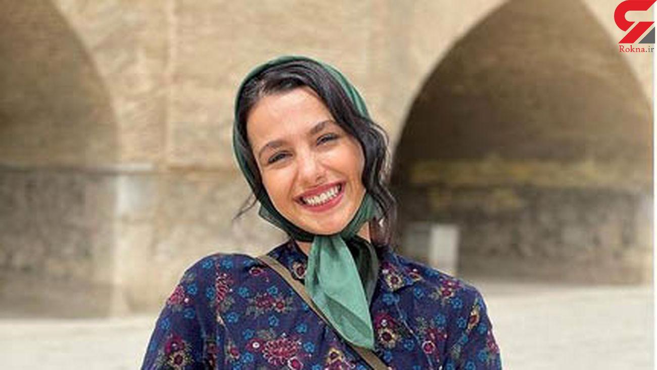 فیلم رقص خانم بازیگر ایرانی / جوانه دلشاد کیست؟! + عکس
