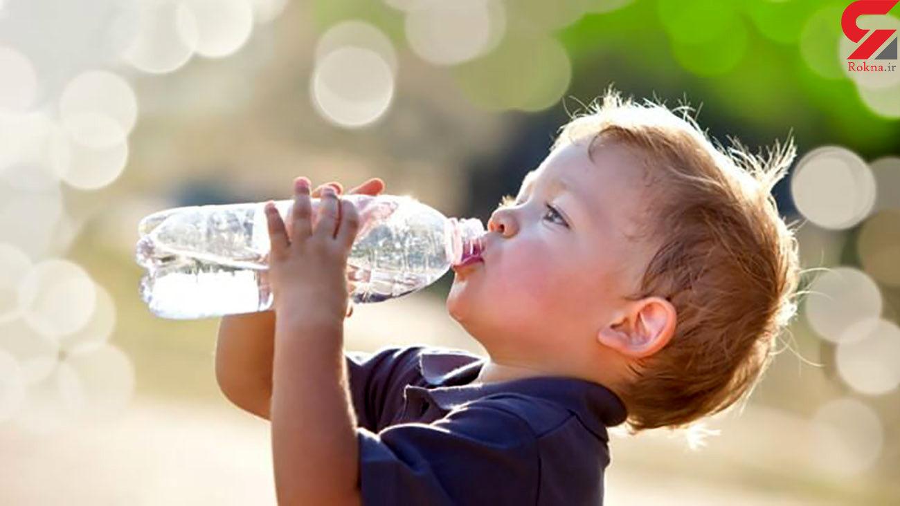 چربی سوزی با نوشیدن آب