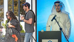 ارتباط جنجالی خواننده مشهور آمریکایی با یک سعودی پولدار! +عکس
