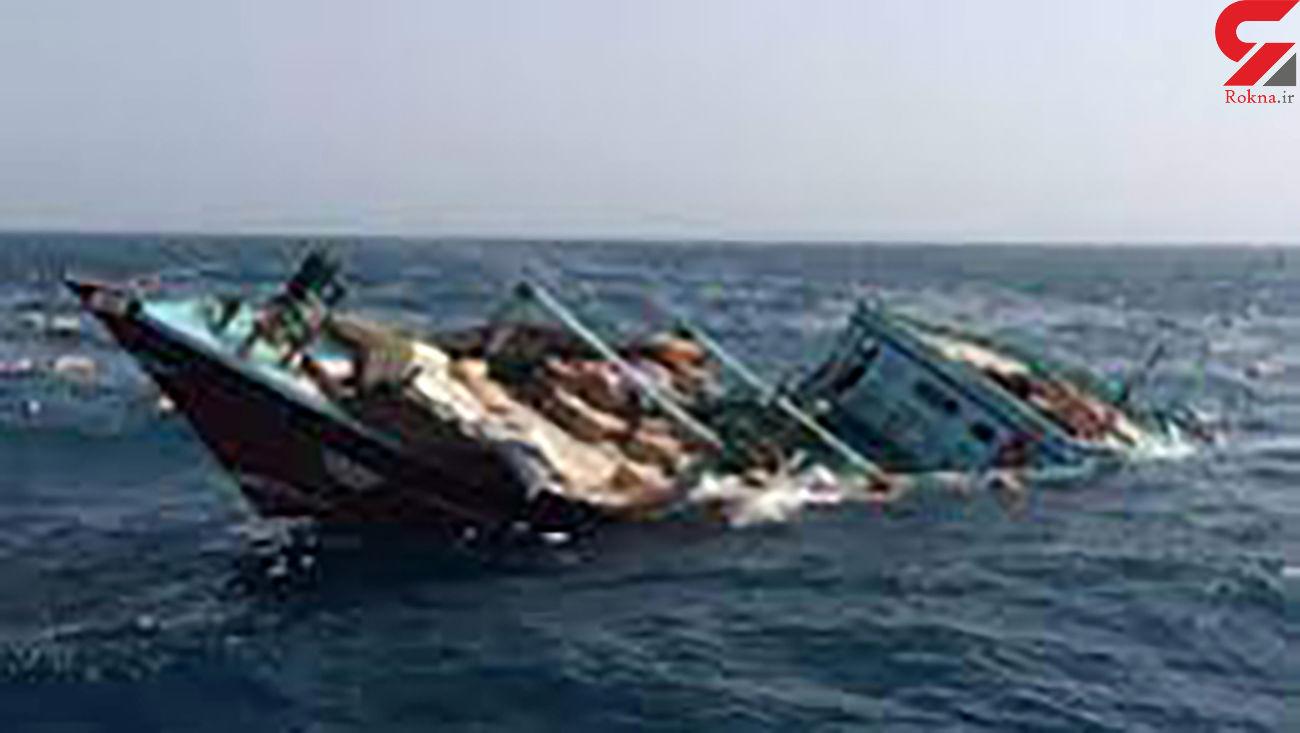 برخورد مرگبار قایق با لنج در هندیجان + جزئیات