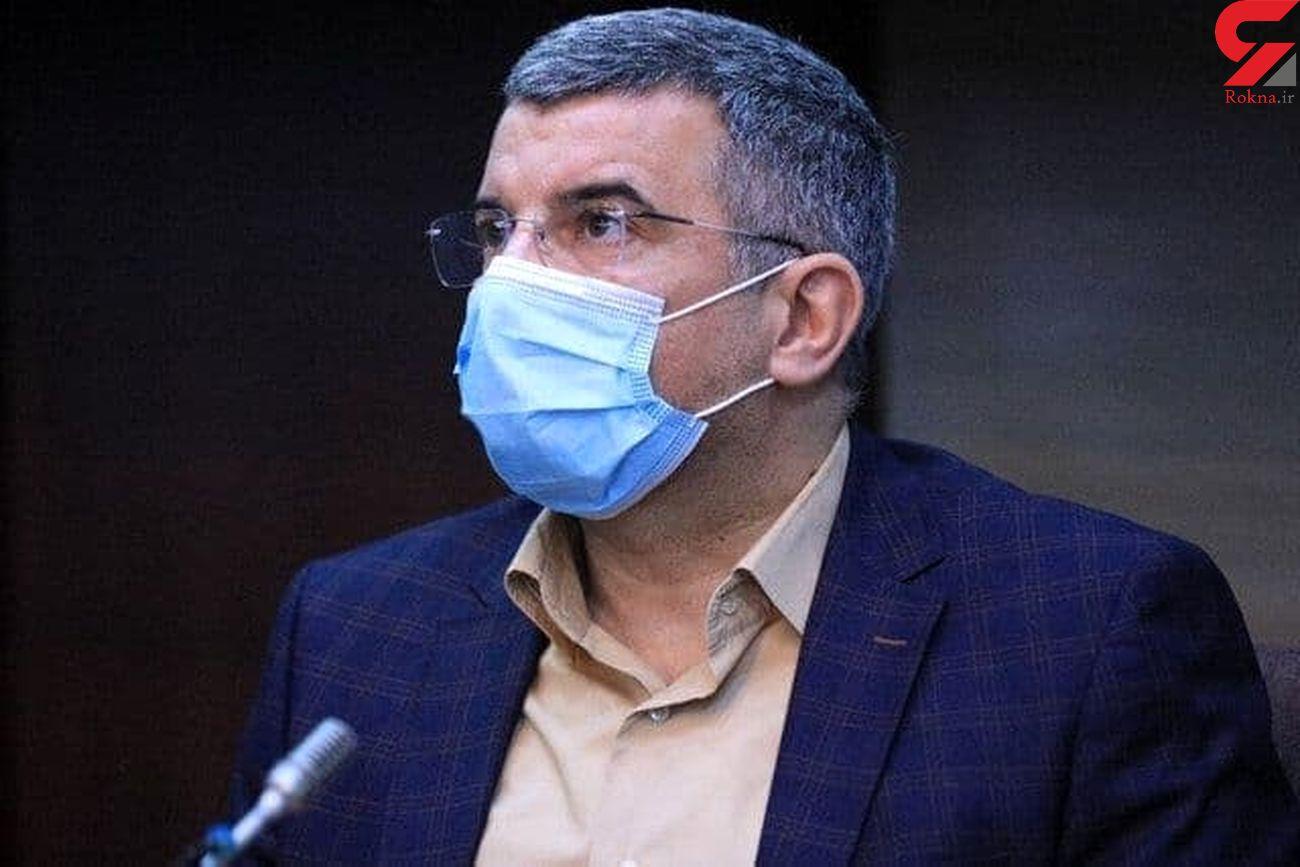 اجازه ندادند معاون کل وزیر بهداشت سوار هواپیما شود !+ فیلم