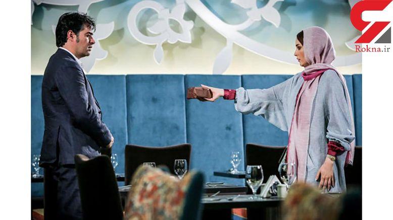 لابی شهاب حسینی در جشنواره فیلم فجر