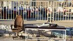 پلمب یک بیمارستان به دلیل نداشتن ایمنی در اسلام اباد غرب