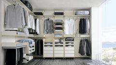 ترفندهای چند دقیقه ای برای تمیز کردن کمد لباس