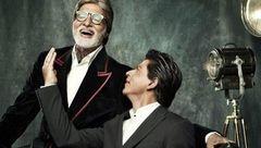شاهرخ خان تهیه کننده فیلم ستاره سینمای هند شد