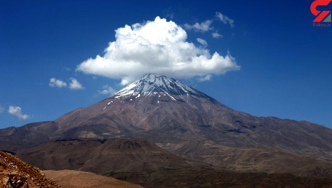 صعود به دماوند و 2 کوه دیگر تا اطلاع ثانوی ممنوع شد