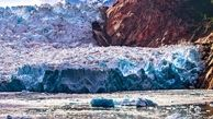 گرمایش جهانی عامل ذوب شدن سریع یخ های آلاسکا و گرین لند