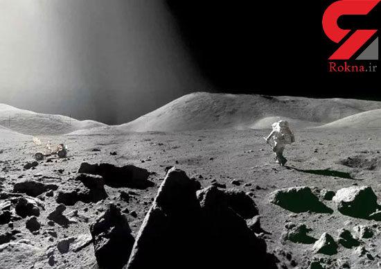 مسافر مرموز کره ماه کیست؟