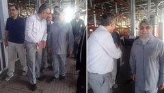 واردات لباس رئیس جمهور ایران ممنوع شد + عکس