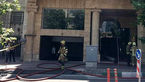 مهار آتش در ساختمان 5 طبقه مسکونی در تهران