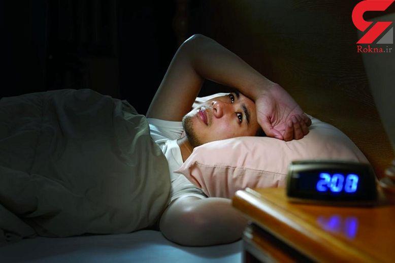 درمان بی خوابی با ماساژهای آرامش بخش