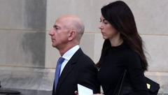 جدا شدن همسر ثروتمندترین مرد کره زمین او را قدرتمندترین زن جهان می کند
