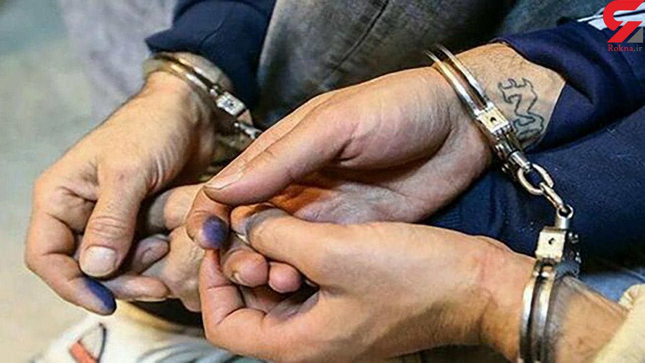 دستگیری 6 سارق حرفه ای بناب / اعتراف به 19 فقره دزدی