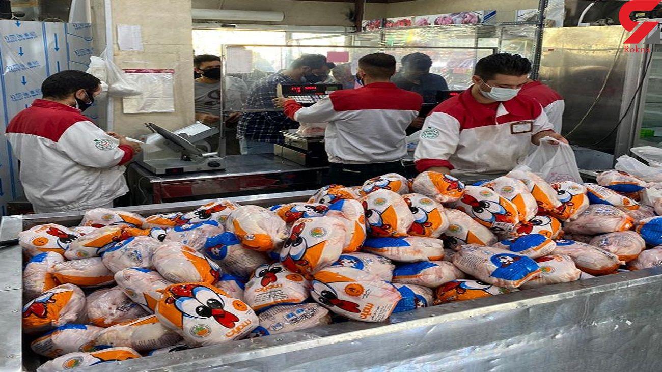 آخرین قیمت مرغ در میادین تهران / نرخنامه قیمت اجزای گوشت مرغ