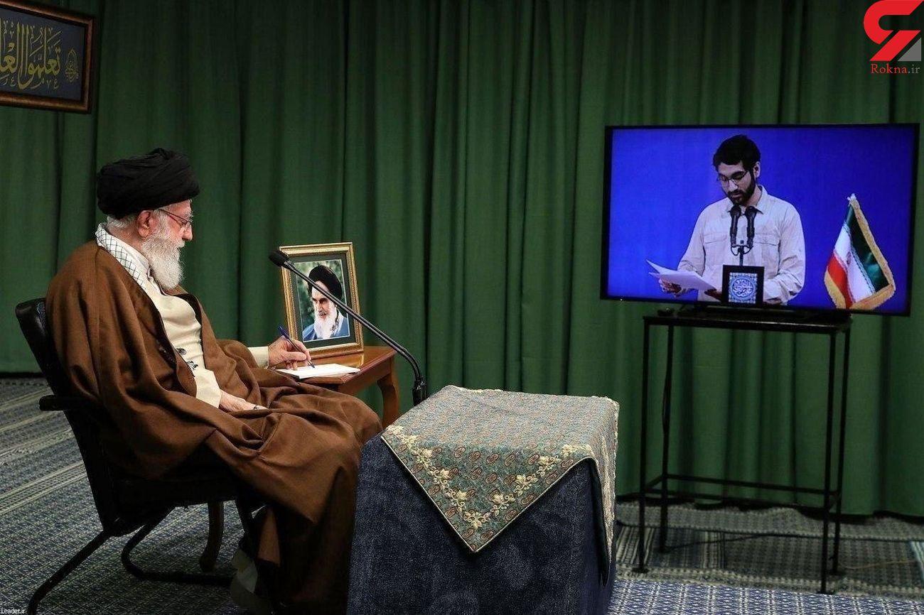 رهبرانقلاب: اگر حاج قاسم شهید نمیشد تا ۱۰ سال دیگر در همان مسئولیت حفظش میکردم