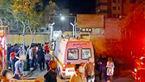 نجات 18 زن از میان شعله های آتش / اینجا خانه دختران فراری بود + عکس