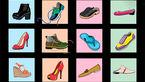 کفش مورد علاقه تان شخصیت شما را به سادگی رو می کند