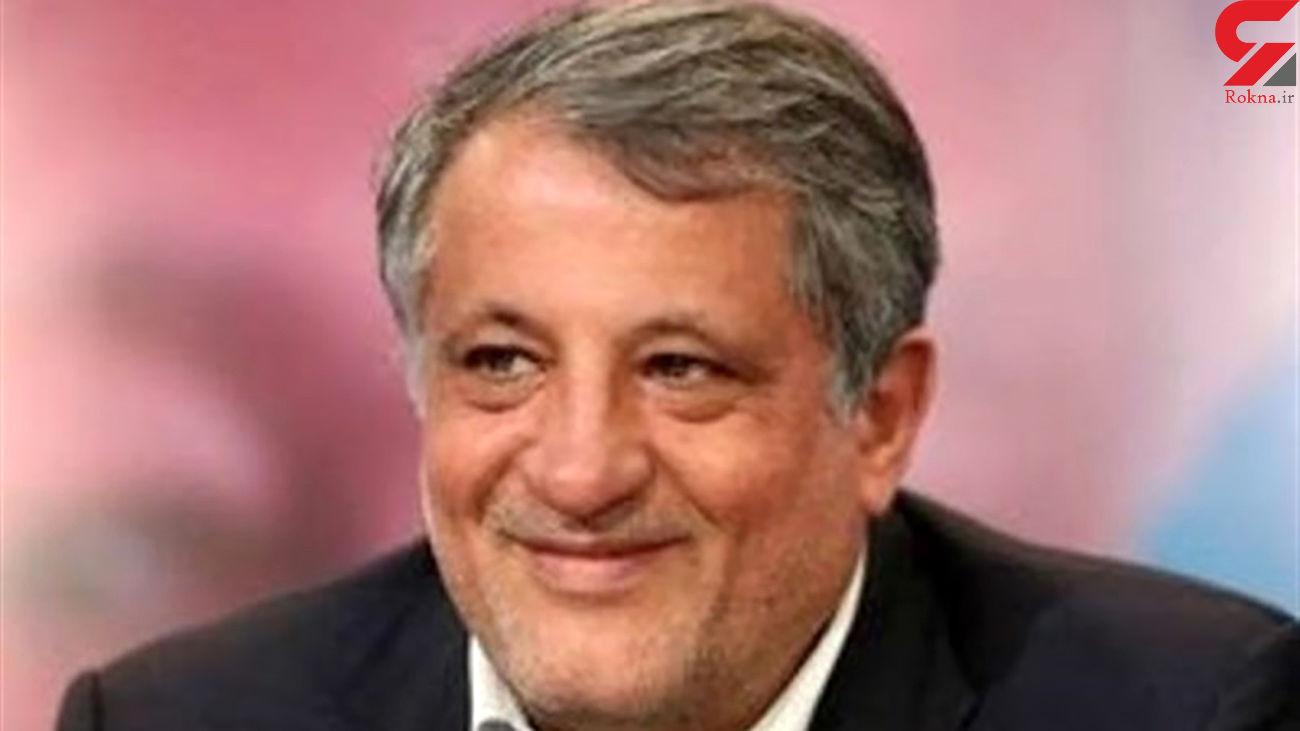 محسن هاشمی: فائزه به من رای نمی دهد ولی توانایی ام را تایید می کند + فیلم