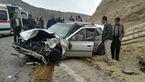 مرگ 2 مسافر در تصادف رانندگی جاده سیسخت - پادنا