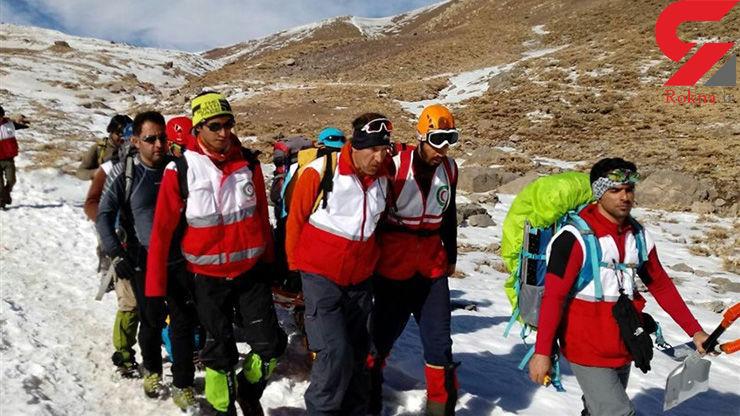 ۶ گمشده در کوههای چهارمحال و بختیاری پیدا شدند