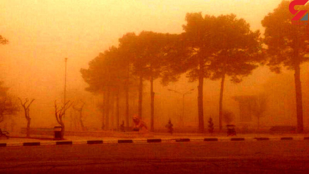 گرد و غبار در 8 استان کشور به پا می خیزد / تداوم بارندگی در این استان ها تا پایان هفته