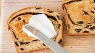 نان کشمشی مناسب برای وعده صبحانه + دستور تهیه در خانه