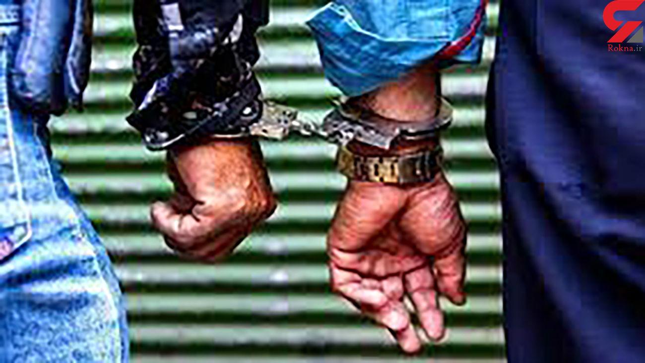 دستگیری کلاهبرداران سایت دیوار / پلیس مازندران رد آنها را زد