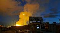صادرات گاز ایران به ترکیه متوقف شد / در پی انفجار امروز رخ داد + فیلم