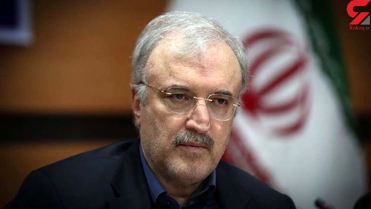 نمکی : وزیر بهداشت در جمهوری اسلامی باید دست و پا ببوسد تا بتواند یک قدم بردارد + فیلم