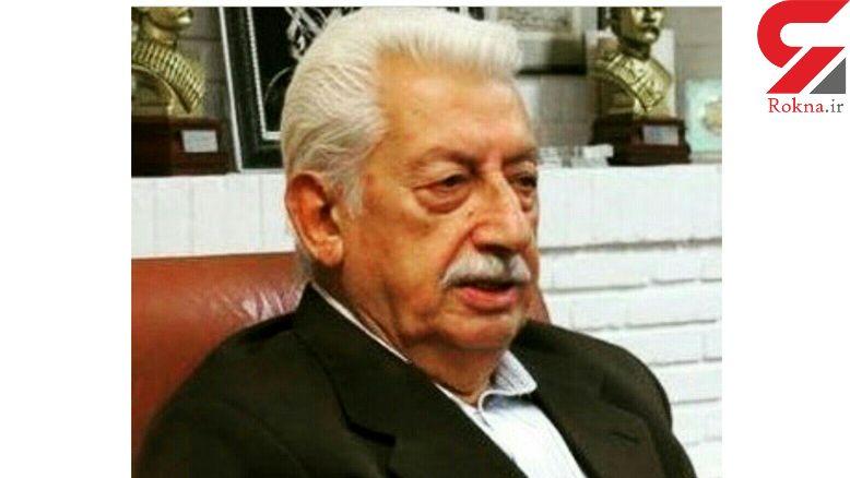 آقای کبریت ایران درگذشت !+عکس