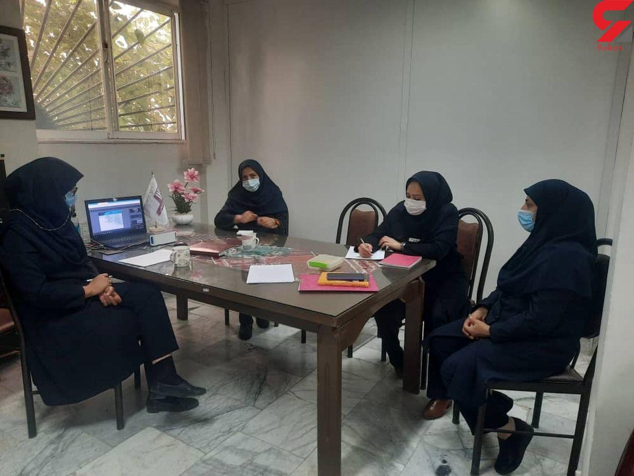 کارگاه آموزشی پیشگیری از خودکشی در بهزیستی مازندران برگزار شد