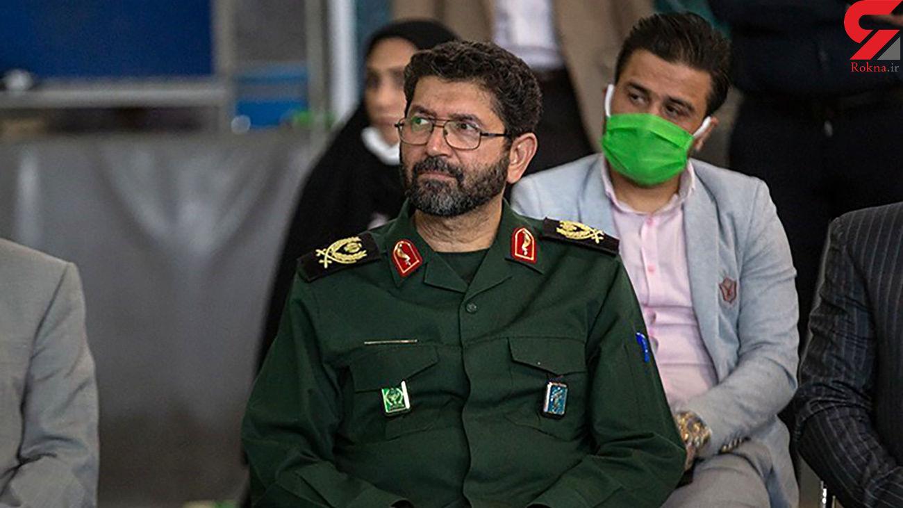 فرمانده سپاه محمد رسول الله(ص) تهران مشخص شد