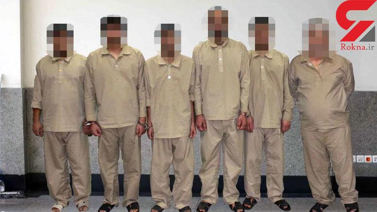 جزییات پلیدی های محکومان به اعدام در زندان ها !