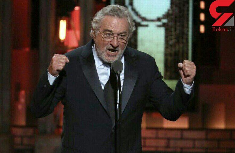حمله دوباره رابرت دنیرو به ترامپ در شب جوایز تئاتر
