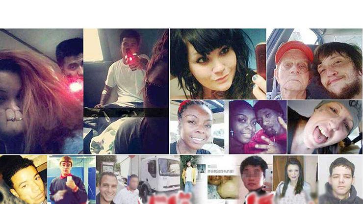 پرونده 8 قاتل زن و مرد که با قربانیان سلفی می گرفتند + عکس