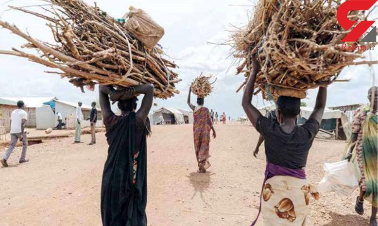 بی حیایی مردانه با دختران و زنانی که کار می کنند! / گزارش تلخ + عکس
