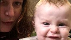 حمام خانه مرگ نوزاد 13 ماهه شد+ تصاویر
