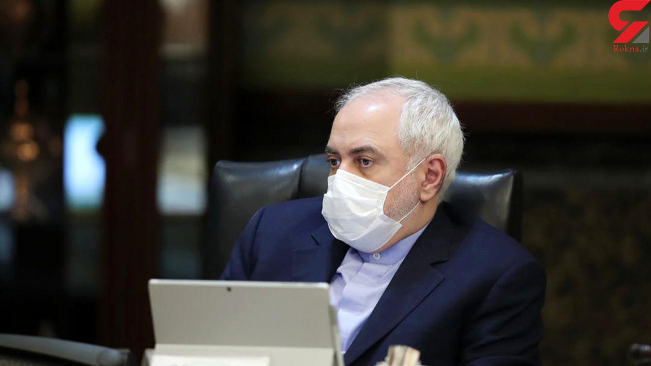 محمد جواد ظریف آمادگی ایران برای ایجاد صلح در قره باغ را اعلام کرد