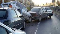 12 مصدوم در 2 حادثه رانندگی گلستان