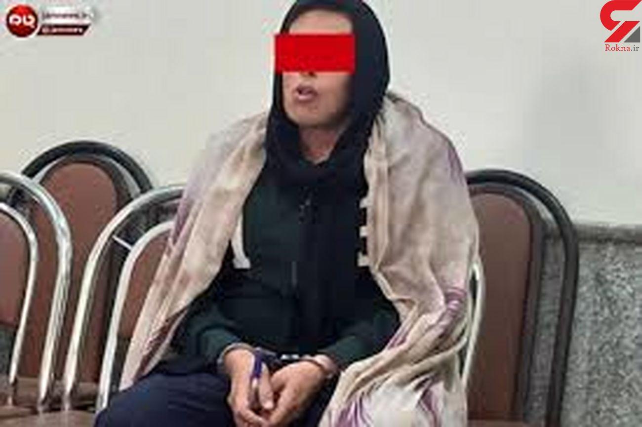 دستگیری زن جوان دارابی که یک شبه پولدار شده بود / به جرم خود اعتراف کرد