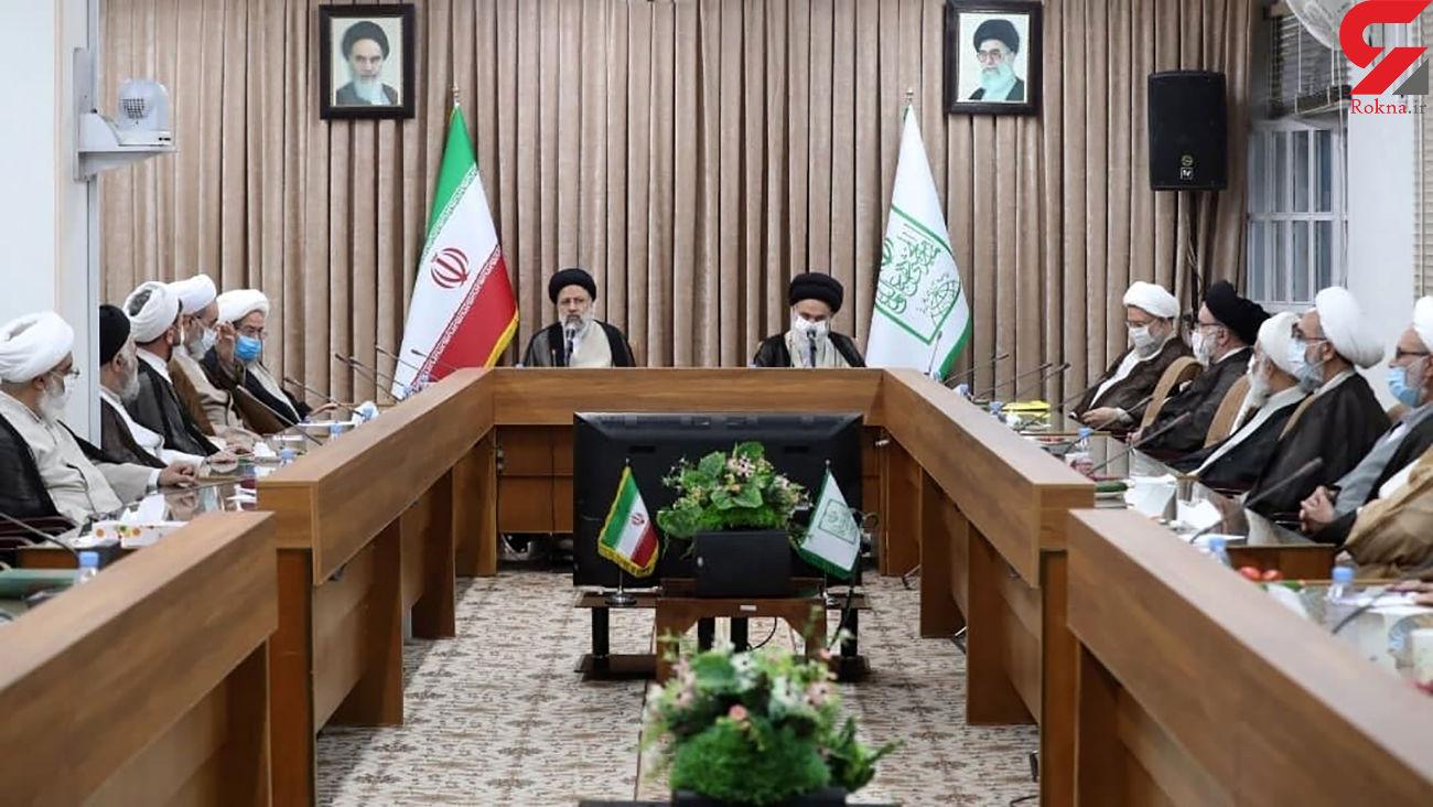 آیت الله رئیسی: می توان با کار جهادی تحول را در کشور عملیاتی کرد