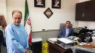 محمد علی نجفی اولین بار در لباس زندان + جزییات