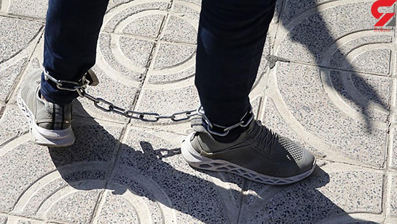 بازداشت خرابکار معاند با جلیقه انفجاری در تهران