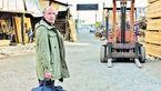 امیر جعفری برای آزاد به قید شرط به کارگاه چوب رفت +عکس