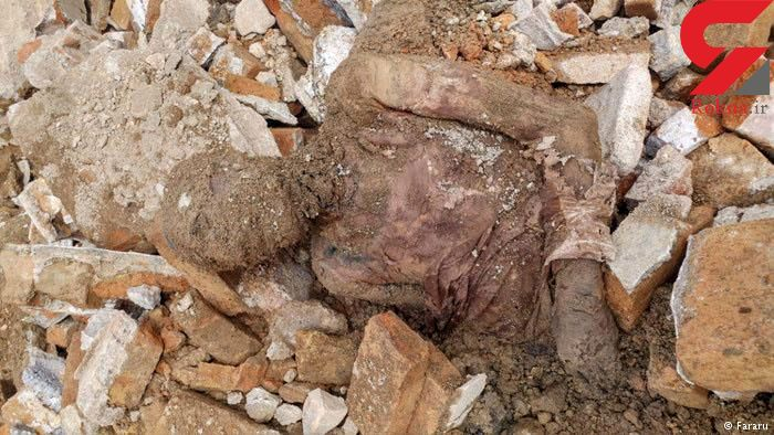 مومیایی جنجالی شهر ری  2 بار دفن شد!