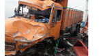 تصادف در محور فیروزکوه - دماوند / یک نفر کشته و ۲ تن مصدوم شدند