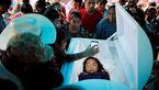 دلخراش ترین عکس از جنازه دختر 7 ساله که در زندان کشته شد!