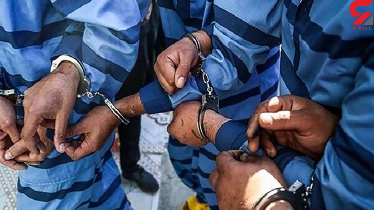 دستگیری 22 سارق در طرح ارتقاء امنیت اجتماعی در قم
